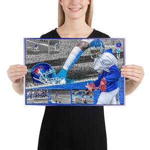 Photo paper poster - Nyjil Williams #4