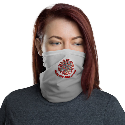 Neck Gaiter - Kiss My Covid