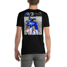 Load image into Gallery viewer, Short-Sleeve Unisex T-Shirt - NOAH 3 BACK