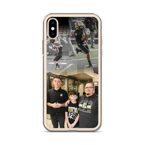 19 Nate Seballos Fam - iPhone Case
