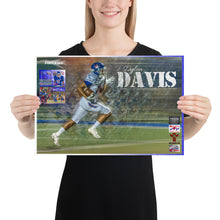 Load image into Gallery viewer, Photo paper poster - The G.O.A.T.