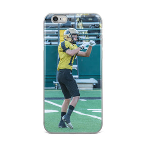 19 Nate Seballos - iPhone Case