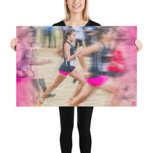 Load image into Gallery viewer, Photo paper poster - XC Varsity Girls 2019
