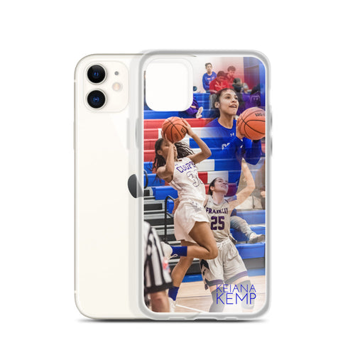 30 Keiana Kemp - iPhone Case