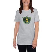 Load image into Gallery viewer, Short-Sleeve Unisex T-Shirt - EliteTeamJett Badge