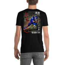 Load image into Gallery viewer, Short-Sleeve Unisex T-Shirt - GARCIA BACK ATTACK