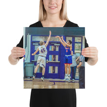 Load image into Gallery viewer, 10 Jalen Cherry - Canvas