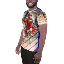 Load image into Gallery viewer, NOAH GARCIA Basketball - All-Over Athletic T-shirt