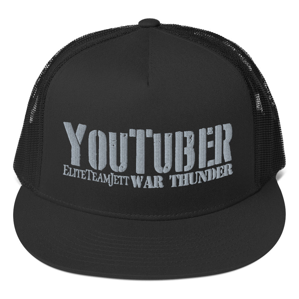 Trucker Cap - YouTuber EliteTeamJett