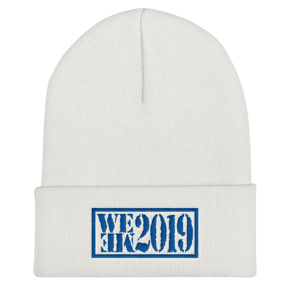 Cuffed Beanie - WE ME 2019