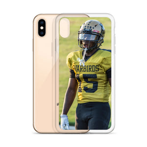 15 Nathaniel Jones - iPhone Case