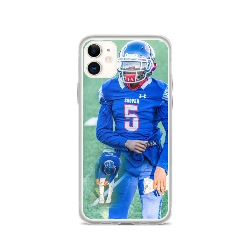 5 Bryan Spotwood - iPhone Case
