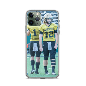 12 Eric Abbe - iPhone Case