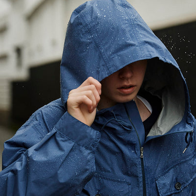 "nanamica boy in Daikanyama Vol. 12 ""Rainy day Gore-Tex"""