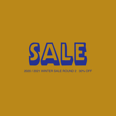 nananmica 2020 WINTER SALE Round 2