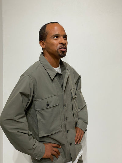 BREATH TUNE Utility Jacket and Club Pants