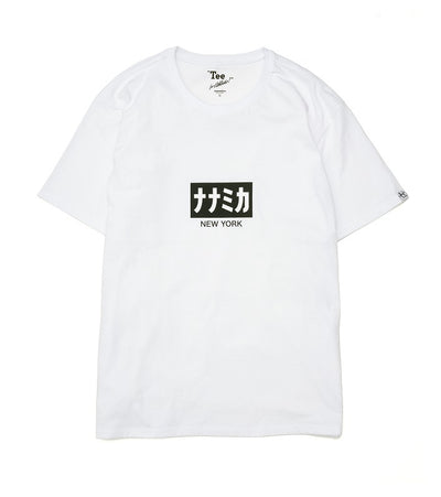 SUHS093_Graphic H/S Tee_W(White)