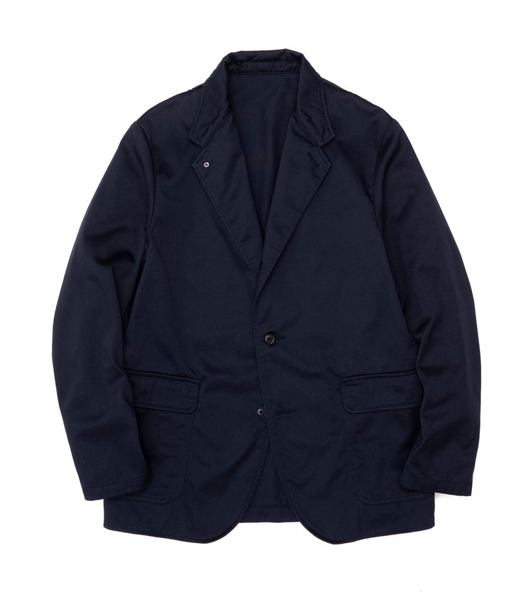 SUAS103_Chino Club Jacket_N(Navy)