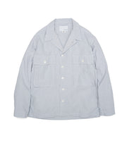 SUAS110_Utility Shirt Jacket_N(Navy)