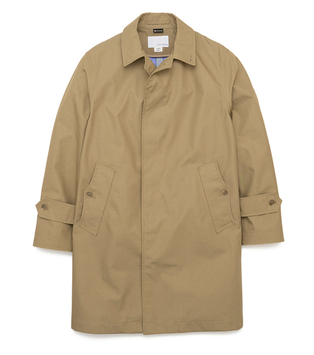 SUBF800_GORE-TEX Soutien Collar Coat_BE(Beige)