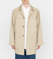 SUBS102_Chino Short Soutien Collar Coat_2