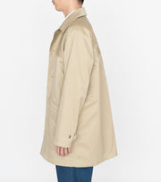 SUBS102_Chino Short Soutien Collar Coat_3