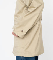 SUBS102_Chino Short Soutien Collar Coat_7
