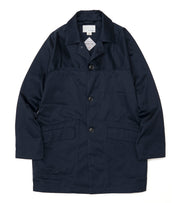 SUBS102_Chino Short Soutien Collar Coat_N(Navy)