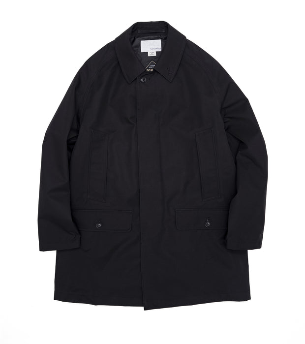 SUBS118_GORE-TEX Short Soutien Collar Coat_K(Black)