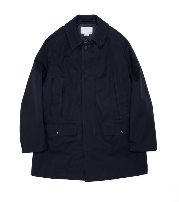 SUBS118_GORE-TEX Short Soutien Collar Coat_N(Navy)