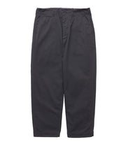 SUCF912_Wide Chino Pants_K(Black)