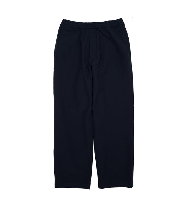 SUCS123_BREATH TUNE Wide Easy Pants_DN(Dark Navy)