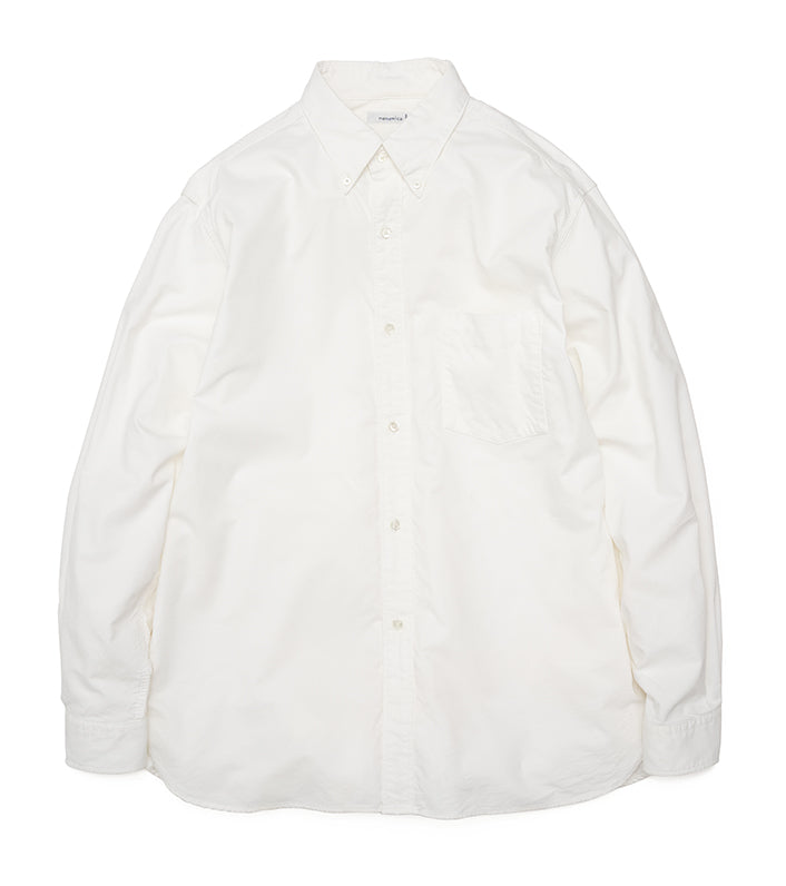 SUGS006_Button Down Wind Shirt_W(White)