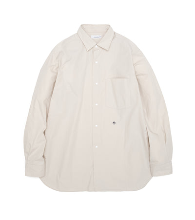 SUGS007_Regular Collar Wind Shirt_NA(Natural)