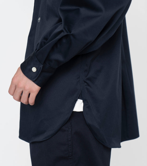 SUGS104_Big Button Down Chino Wind Shirt_9