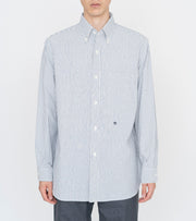 SUGS109_Button Down Stripe Wind Shirt_2