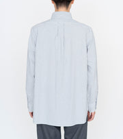 SUGS109_Button Down Stripe Wind Shirt_4