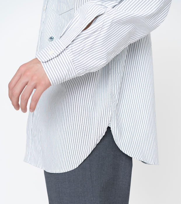 SUGS109_Button Down Stripe Wind Shirt_8