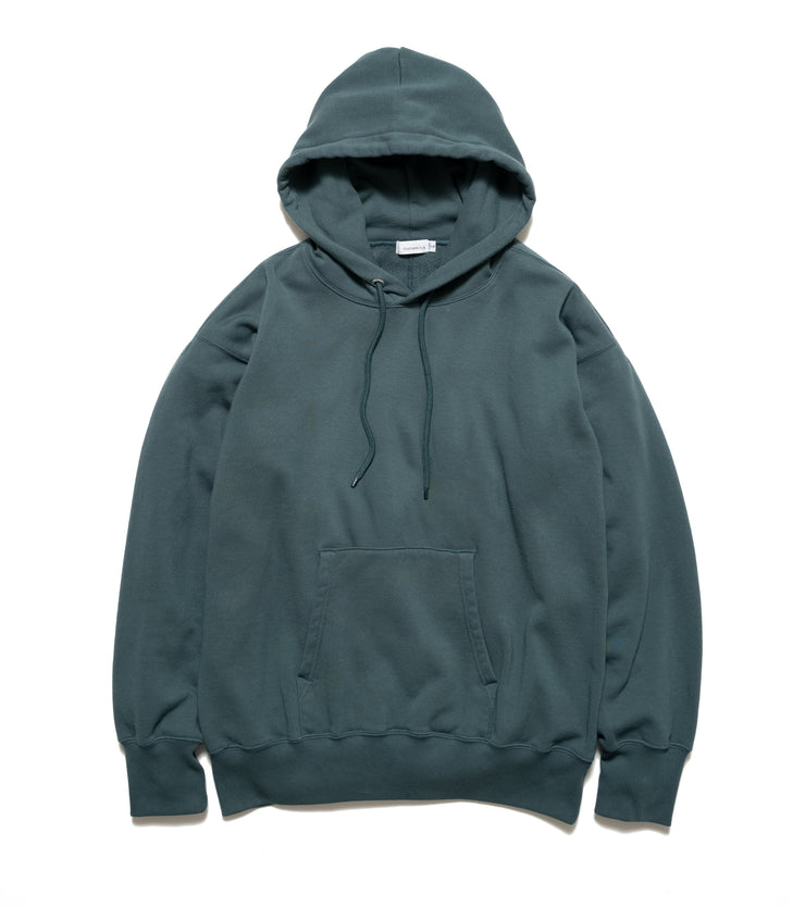 SUHS114_Hooded Pullover Sweat_G(Green)