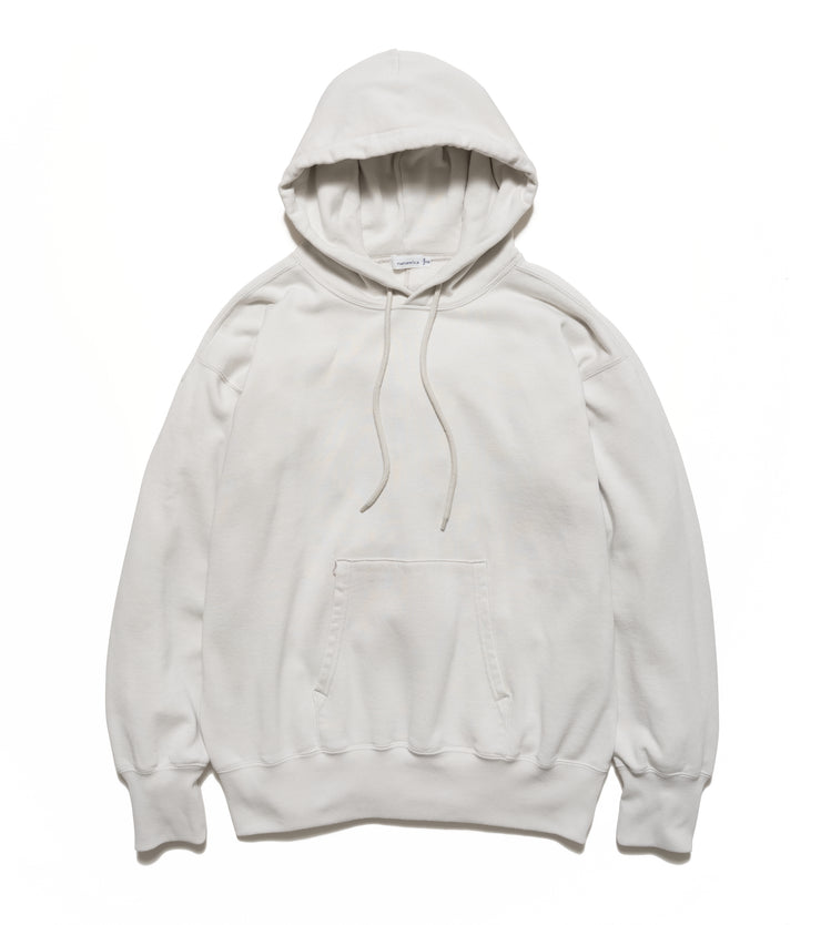 SUHS114_Hooded Pullover Sweat_LH(Light Gray)