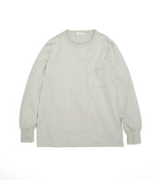 SUHS117_L/S Pocket Tee_MI(Mint)