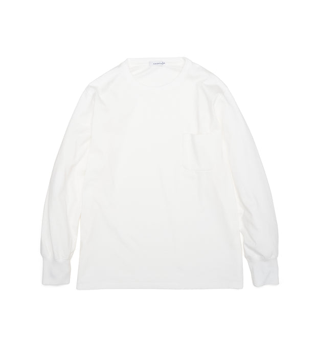 SUHS117_L/S Pocket Tee_OW(Off White)