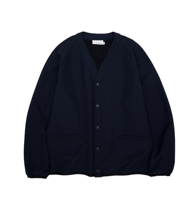 SUHS122_BREATH TUNE Cardigan_DN(Dark Navy)