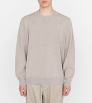 SUJS112_7G Crew Neck Sweater_2