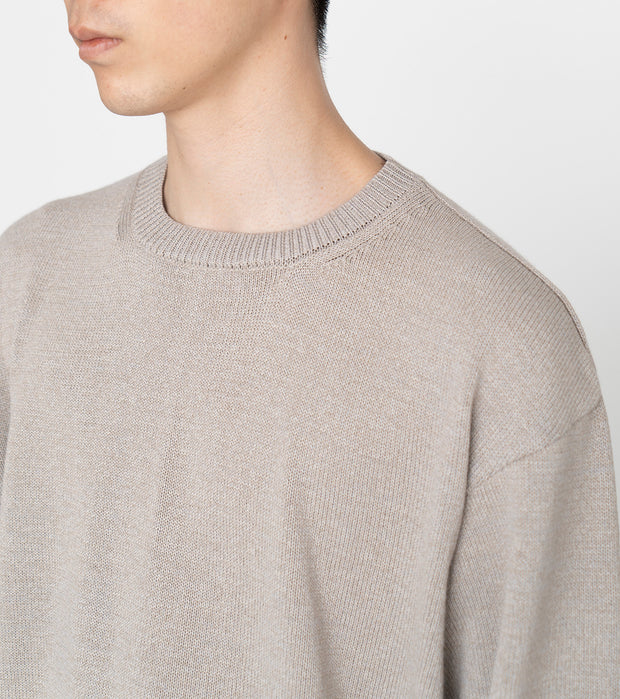 SUJS112_7G Crew Neck Sweater_5