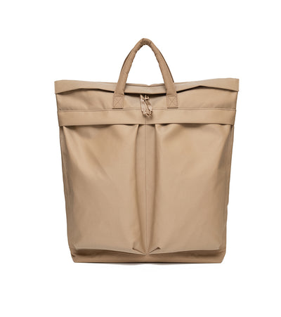 SUOF033_Water repellent Helmet Bag_BE(Beige)