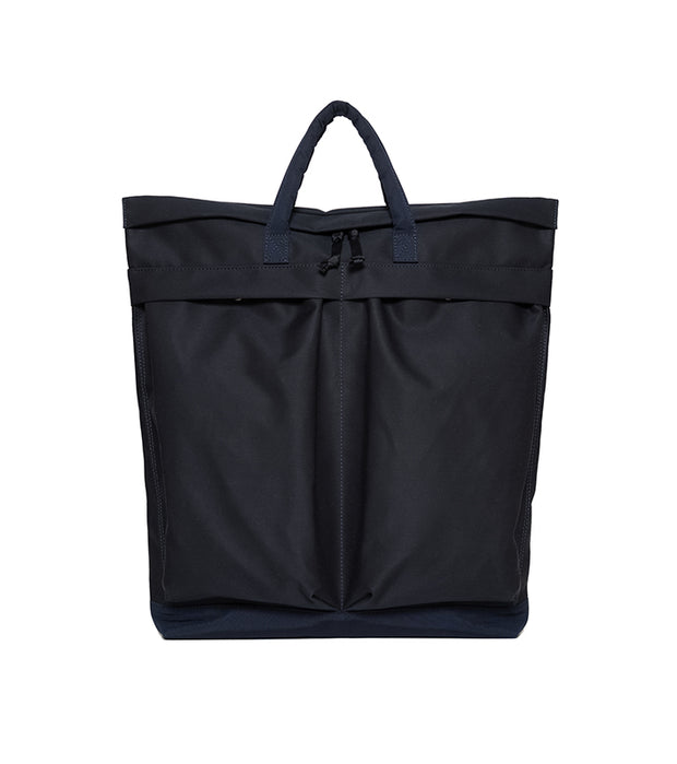 SUOF033_Water repellent Helmet Bag_N(Navy)