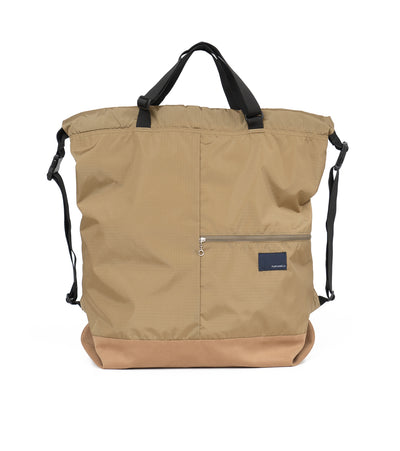SUOF058_nanamican 2way Shoulder Bag_BE(Beige)