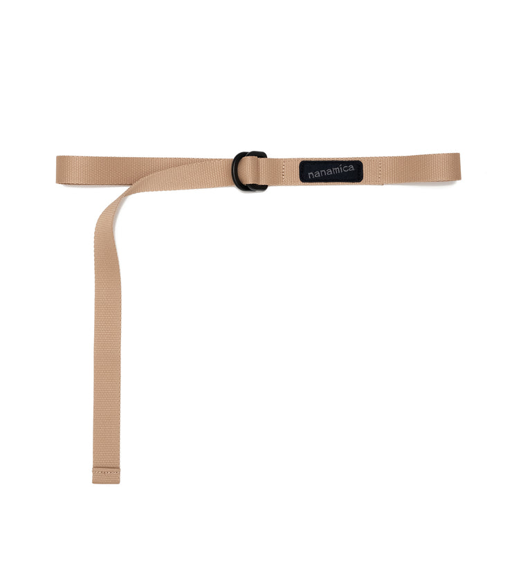 SURF915_nanamican Tech Belt_LB(Light Beige)
