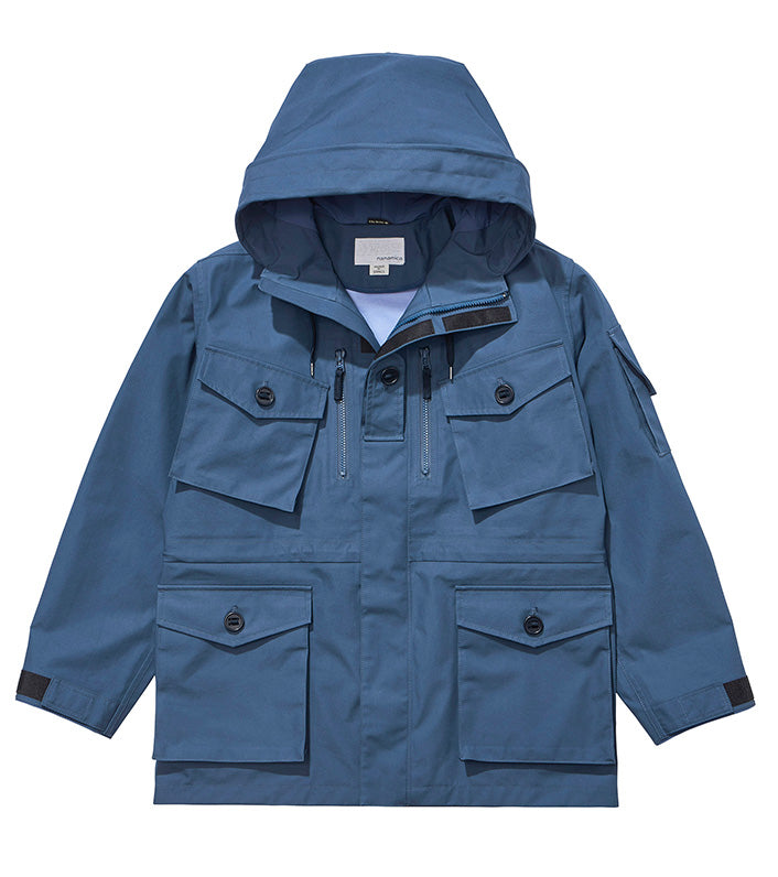 SUAS001_GORE-TEX Cruiser Jacket_B(Blue)